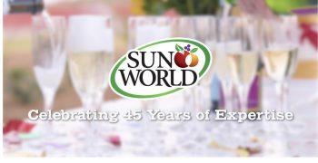 Sun World Celebrated 45 years of Innovation