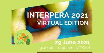 The International Pear Congress back as a webinar