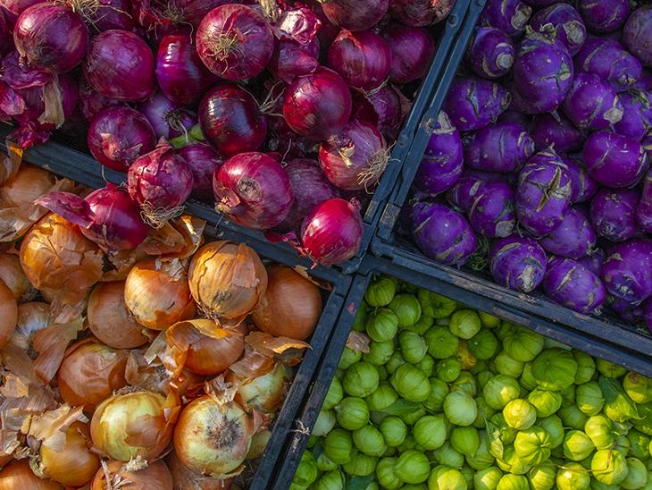 US fresh produce revenues rise but consumption dips © Public domain (Source USDA, by Preston Keres)