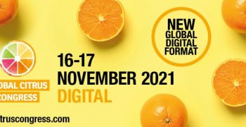 Second edition of Global Citrus Congress to feature new 24-hour format