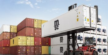 MSC reports another successful year for its reefer cargo services