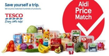 Aldi's complaint against Tesco's price match campaign dismissed by ASA