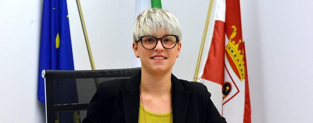 Giulia Zanotelli ©Provincia autonoma di Trento
