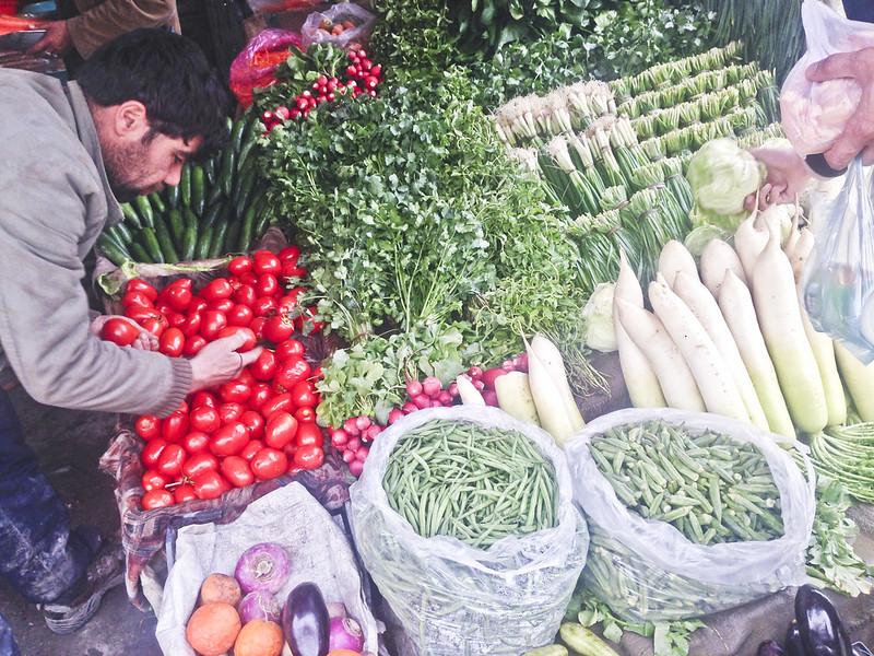 Kabul Market Place