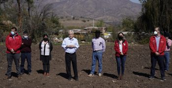 Chile declares state of agricultural emergency due to drought