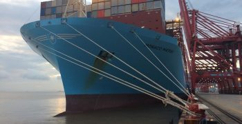 World's third busiest port remains partly closed