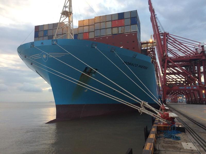 Port of Ningbo-Zhoushan © International Maritime Organization