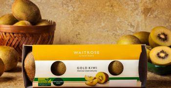 Waitrose trials linerless packaging
