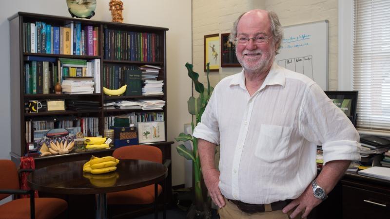 Professor James Dale
