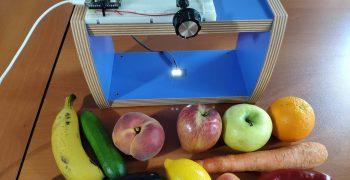 Sensors developed for detecting fruit ripeness