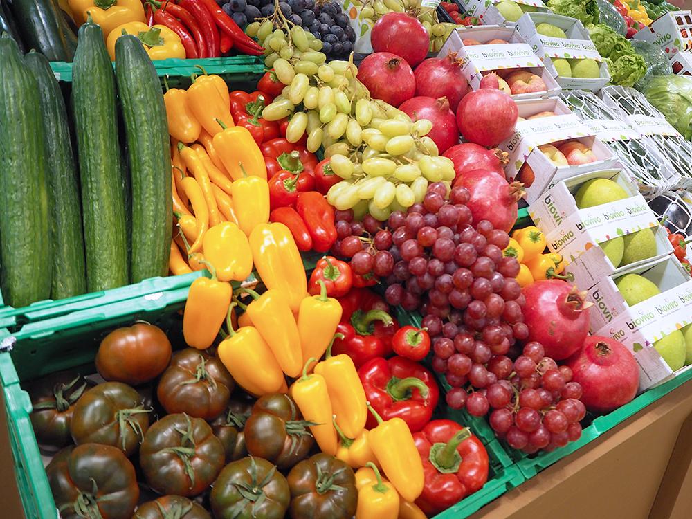 Spanish vegetables