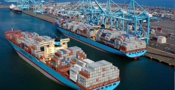 Major congestion at California's busiest ports