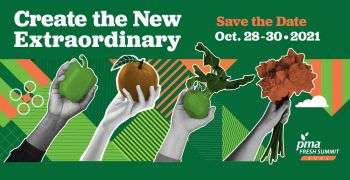 The PMA Fresh Summit to be held in person in New Orleans