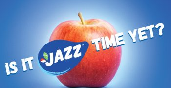 JAZZ™ apple brand by T&G goes global