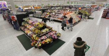 End of boom in UK supermarket sales?