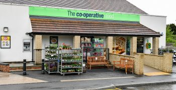 Co-op receives environmental award for fourth time
