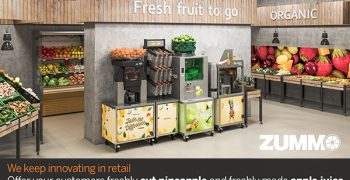 Zummo expands portfolio with new solutions for retail
