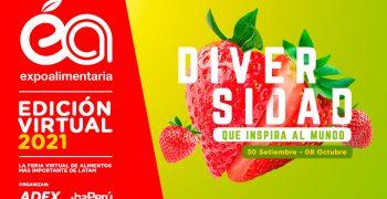 2021 Expoalimentaria Perú digital fair ends with success
