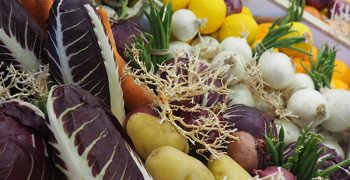 Asia dominates global fruit and vegetable production