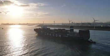 CMA CGM launches logistics industry's first business matchmaking marketplace